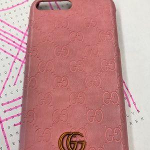 Authentic GUCCI phone case iPhone 7/8 plus